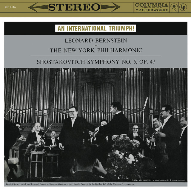 Shostakovich: Symphony No  5 in D Minor, Op  47 (Remastered) by