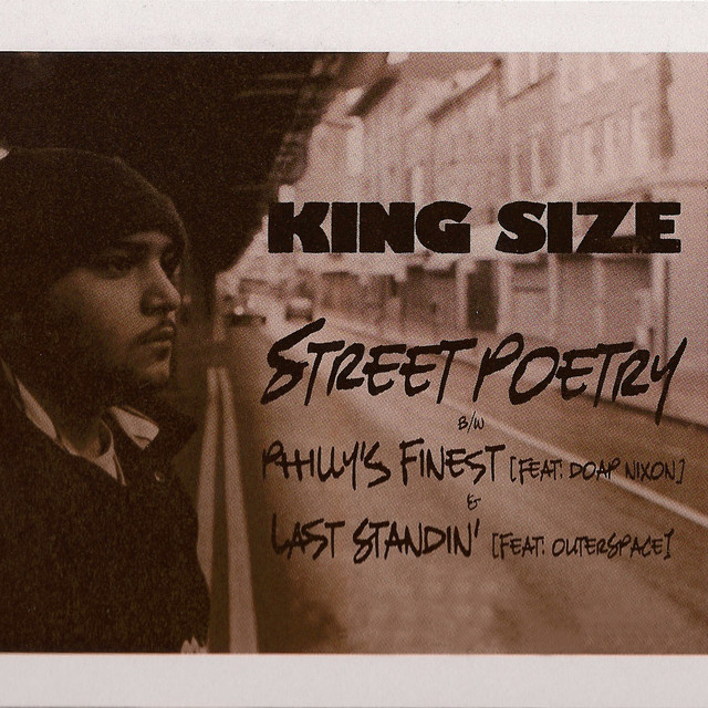 "Street Poetry (12"")"