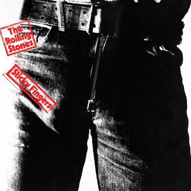 Sticky Fingers (Spotify Landmark Edition) Albumcover