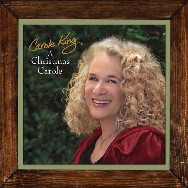 Skivomslag för Carole King: A Christmas Carole