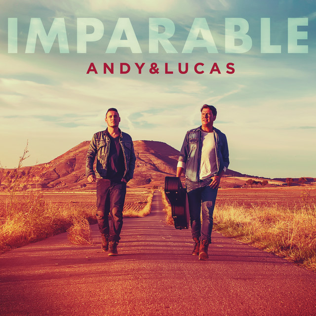 Album cover for Imparable by Andy & Lucas