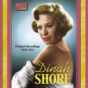 Shore, Dinah: Dinah Shore (1939-1951) album