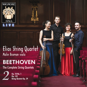 Beethoven String Quartets, Vol. 2 Albümü