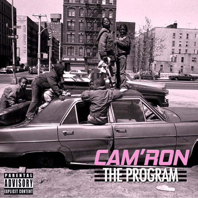 Album cover for The Program by Cam'ron