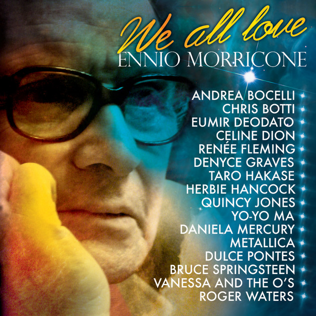 We All Love Ennio Morricone Albumcover