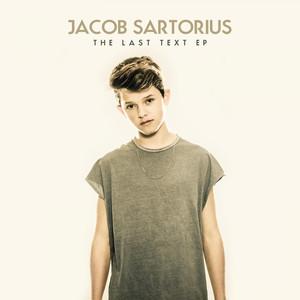 Jacob Sartorius Last Text cover