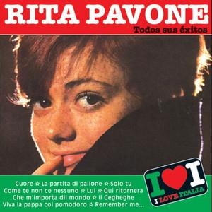 Rita Pavone : Todos Sus Éxitos album