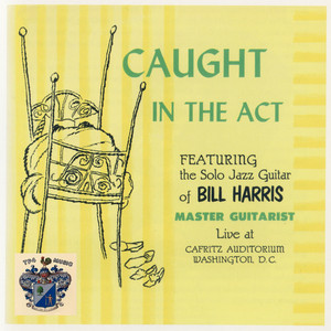 Bill Harris Stompin' at the Savoy cover