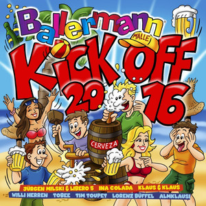 Ballermann Kick Off 2016 album