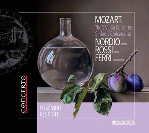 Mozart: The 5 Violin Concertos & Sinfonia concertante Albümü