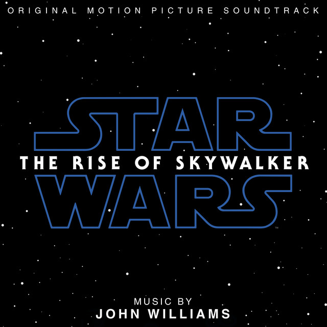 John Williams - Star Wars: The Rise of Skywalker (Original Motion Picture Soundtrack) cover