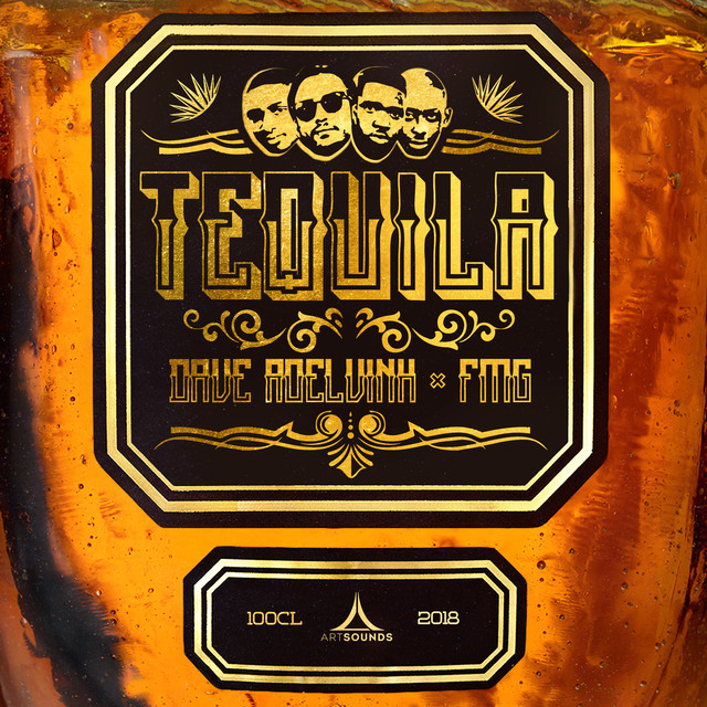 Dave Roelvink & Fmg - Tequila