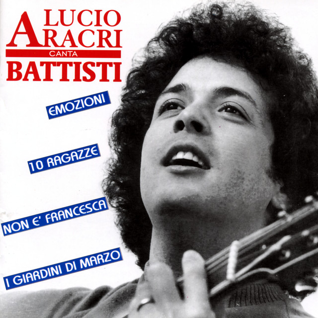 Lucio aracri canta battisti by lucio aracri on spotify for Amazon canta tu alex e co