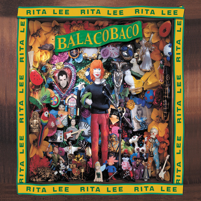 Rita Lee Balacobaco album cover
