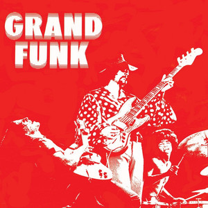 Grand Funk Railroad Mr. Limousine Driver cover