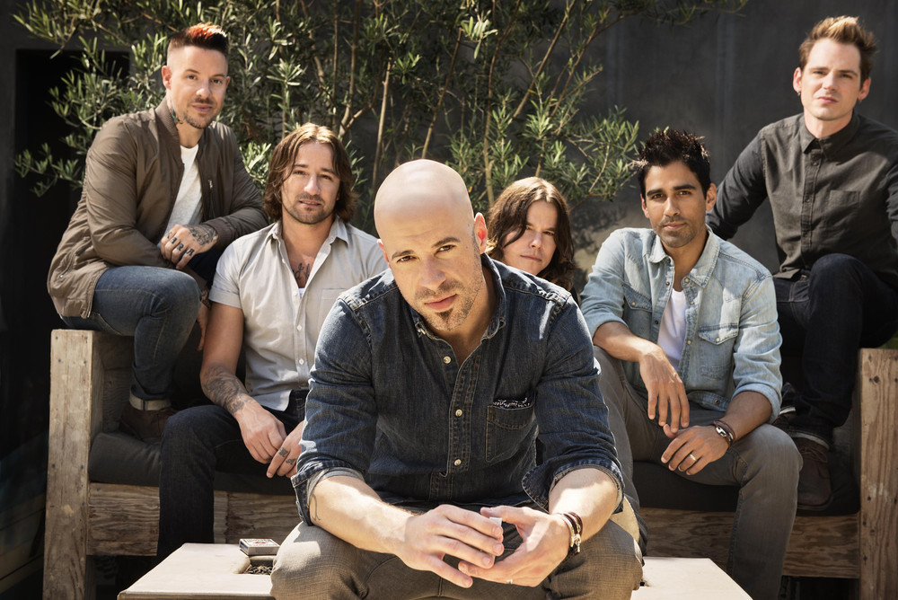 Daughtry tickets and 2018 tour dates