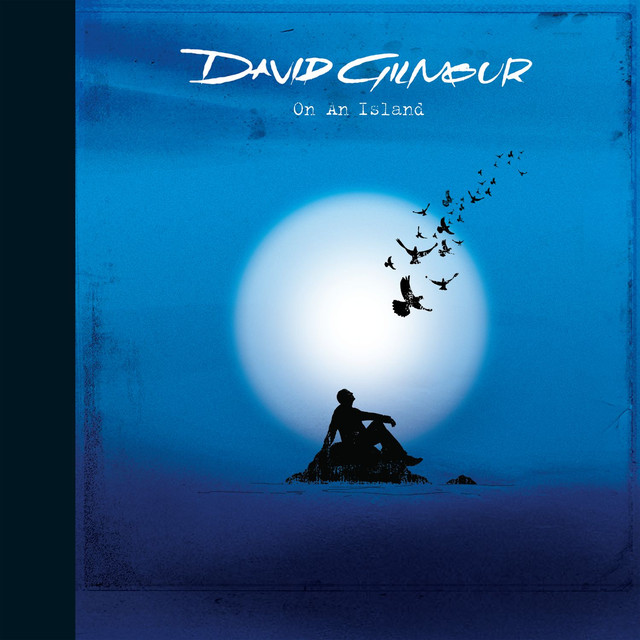 Album cover for On An Island by David Gilmour