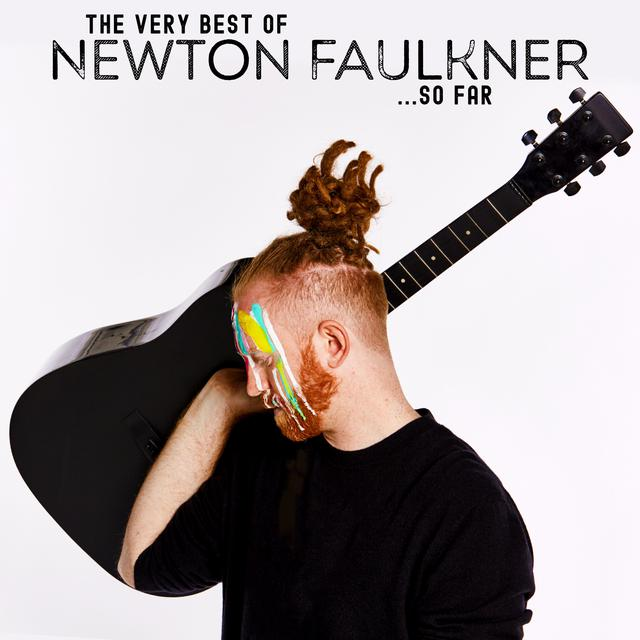 Album cover for The Very Best of Newton Faulkner... So Far by Newton Faulkner