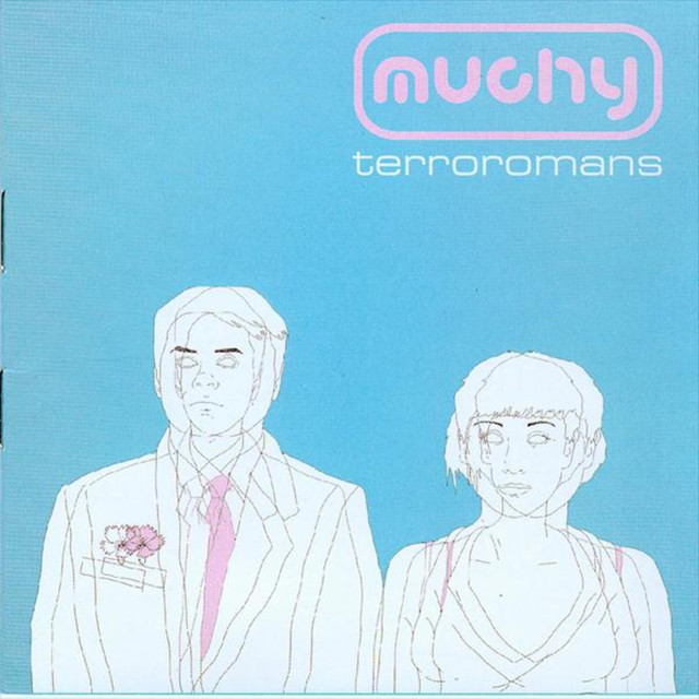 Album cover for Terroromans by Muchy