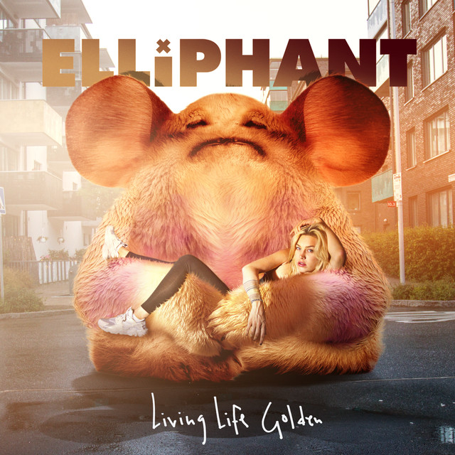 Living Life Golden Albumcover