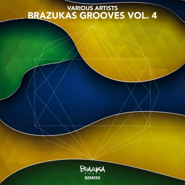Album cover for Brazukas Grooves Vol. 4 by Various Artists