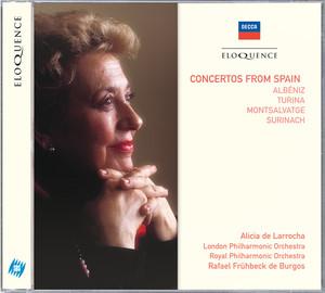 Concertos from Spain album