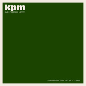 Kpm 1000 Series: Accent on Percussion album