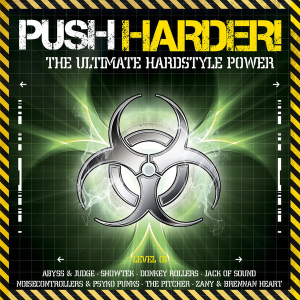 Push Harder! - The Ultimate Hardstyle Power