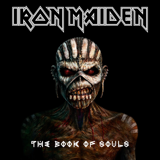 The Book Of Souls Albumcover