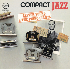 Compact Jazz: Lester Young & the Piano Giants album
