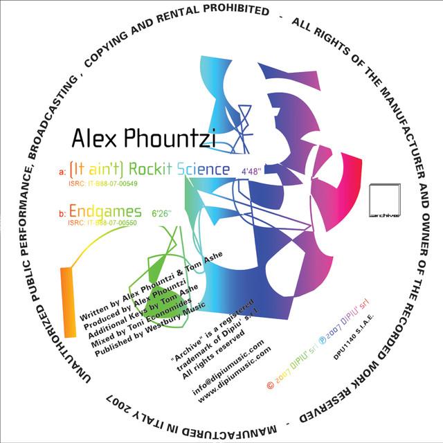 Alex Phountzi
