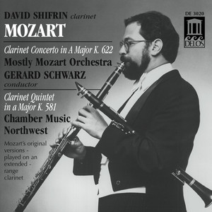 Mozart, W.A.: Clarinet Concerto in A Major / Clarinet Quintet in A Major Albümü