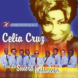 Lola Flores y Celia Cruz, Celia Cruz Burundanga cover