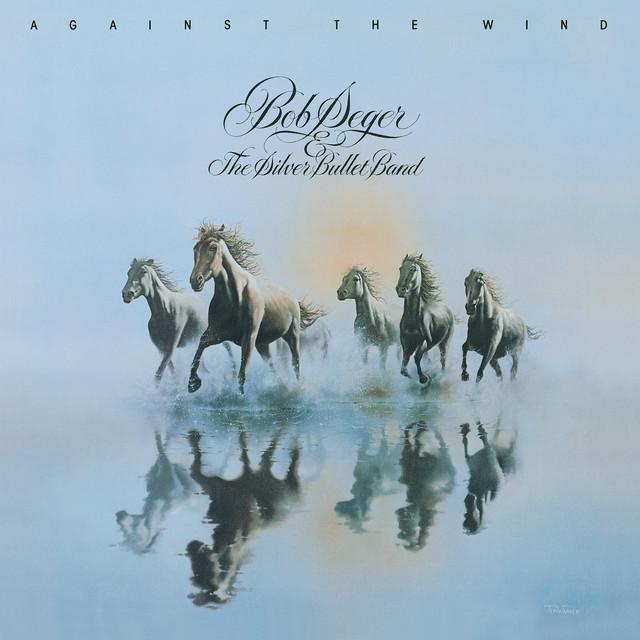 Against The Wind album cover