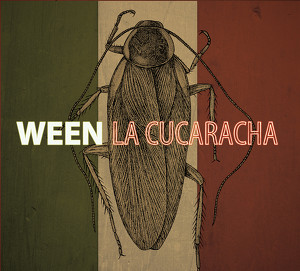 La Cucaracha Albumcover