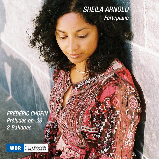 Frédéric Chopin: 24 Préludes, Op. 28 - 2 Ballades Albumcover
