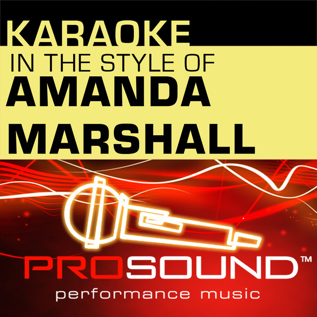 Believe in you amanda marshall karaoke