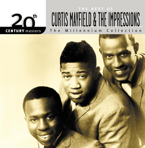 The Impressions We're a Winner cover
