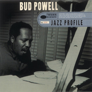 Bud Powell I Want to Be Happy cover