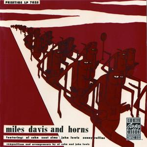 Miles Davis And Horns Albumcover