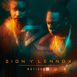 Zion & Lennox R. Kelly El tiempo cover