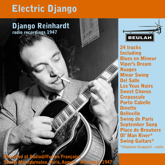Electric Django: Radio Recordings 1947