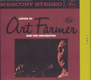 Listen to Art Farmer and the Orchestra album