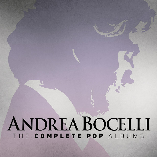 Andrea Bocelli: The Complete Pop Albums (Remastered) Albumcover