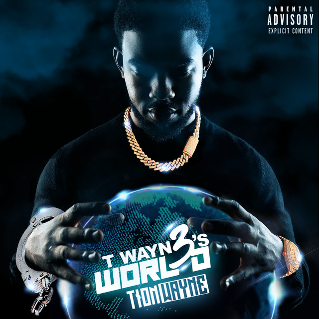 Album cover for T Wayne's World 3 by Tion Wayne