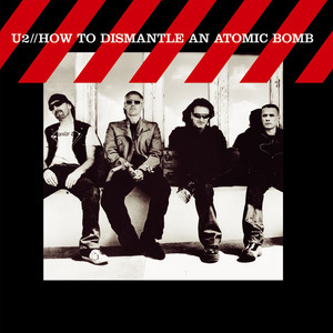 How To Dismantle An Atomic Bomb Albumcover