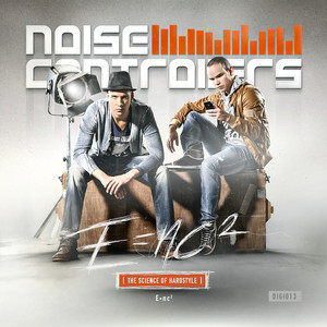 Noisecontrollers - E=nc2 Albumcover