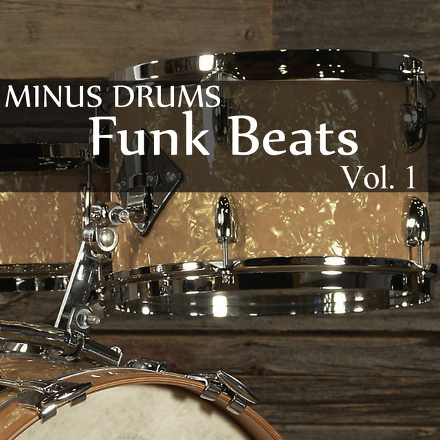Minus Drums: Funk Beats, Vol  1 by Blues Backing Tracks on