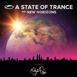 A State Of Trance 650 - New Horizons (Mixed by Aly & Fila) Albumcover