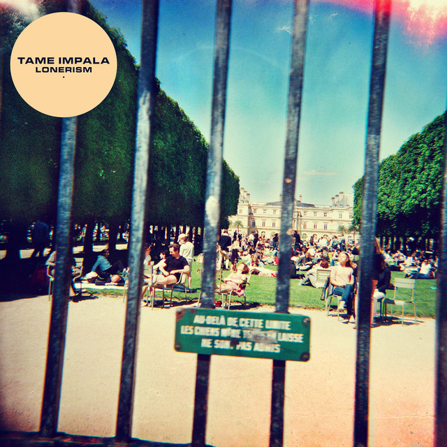 Album cover for Lonerism by Tame Impala